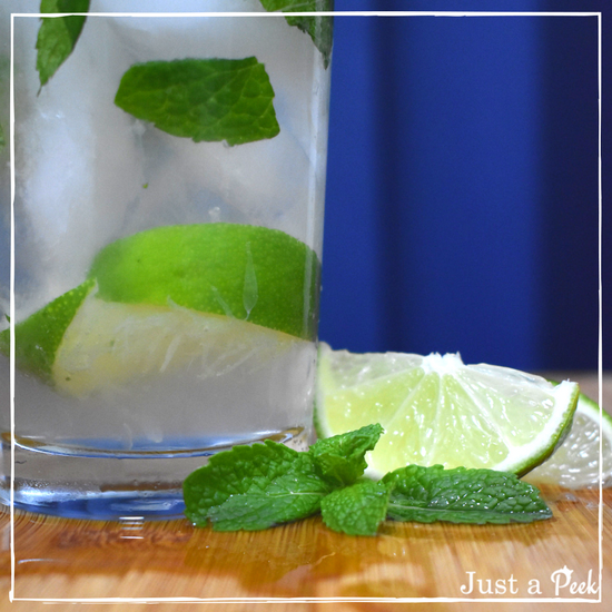 Mojito recipe picture