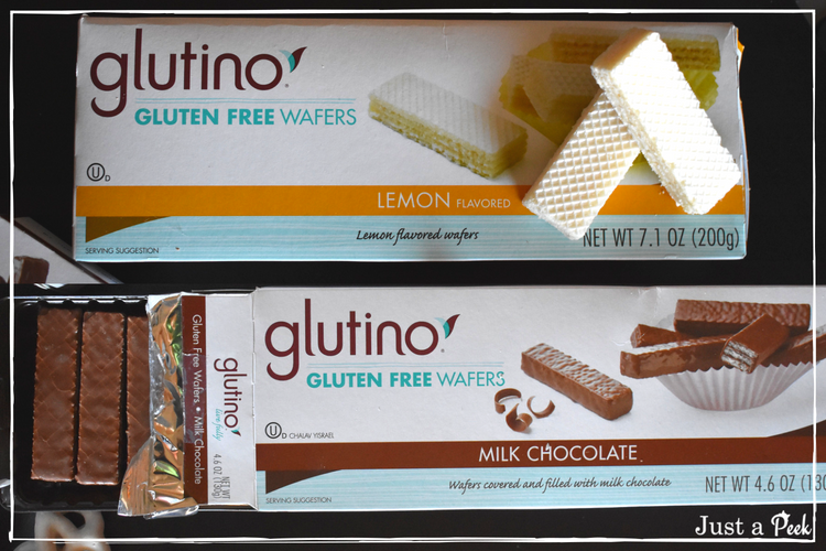 gluten free wafers and snacks review