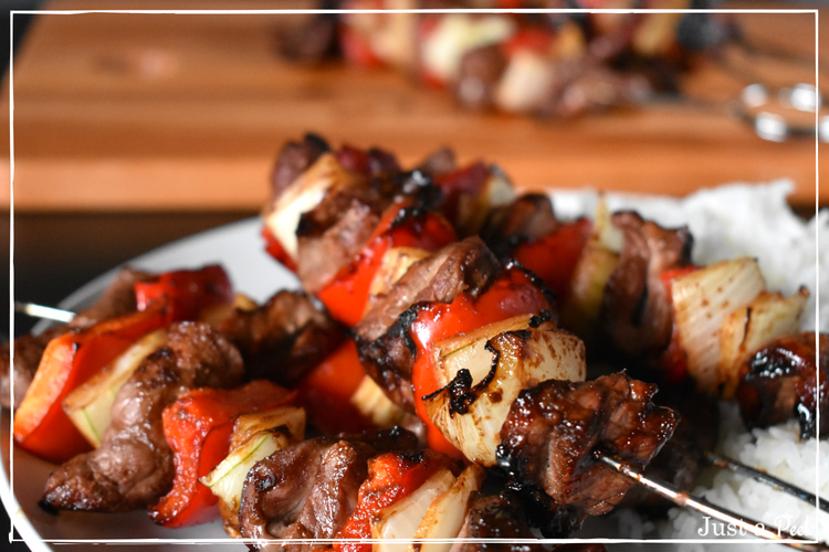grilled steak kebabs 5