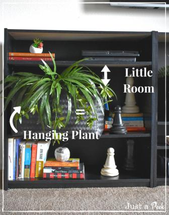 how to hide speakers living room