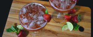 alcohol beverage recipe