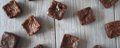 gluten free brownies featured
