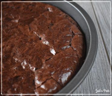 Krusteaz review gluten free brownie full pan