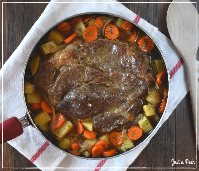 Pot Roast Recipe 3