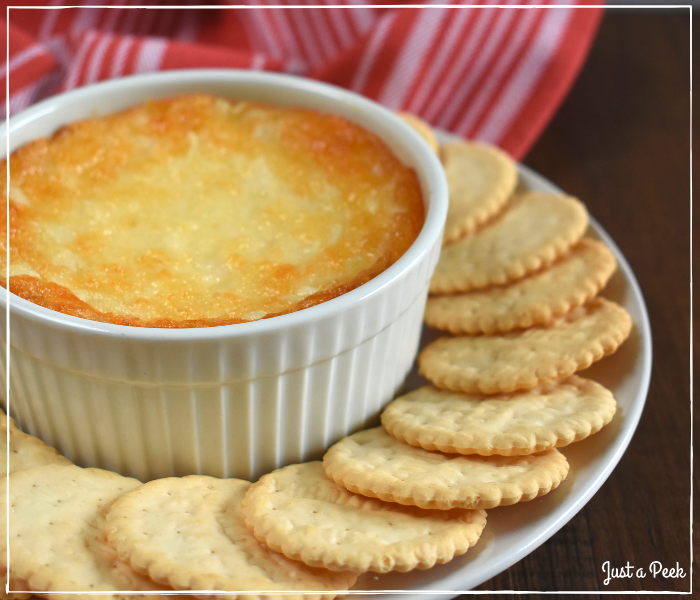 easy savory party dips onion swiss cheese