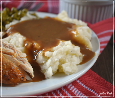 GF gravy taste test and review thanksgiving
