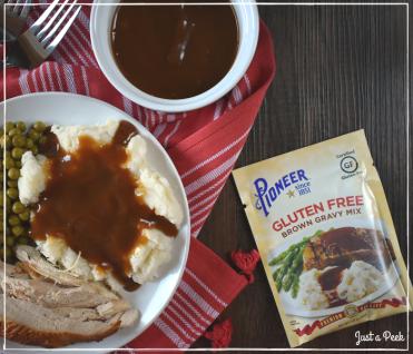 Gluten Free Gravy Packet Taste Test Pioneer Brown 1