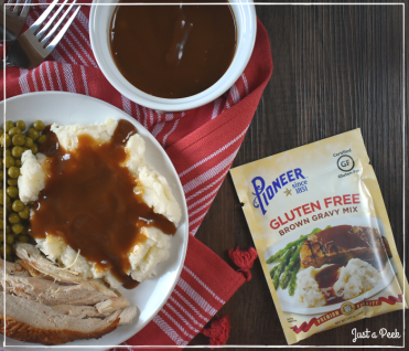 Gluten Free Gravy Packet Taste Test Pioneer Brown 1