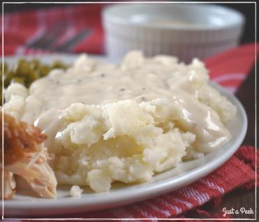 Gluten Free Gravy Packet Taste Test Pioneer Country White 2