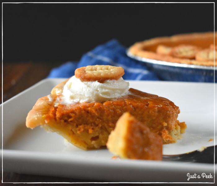 Traditional Family Recipe Pumpkin Pie 3
