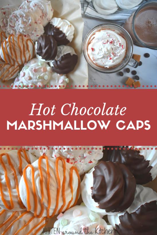 Hot Chocolate Marshmallow Caps