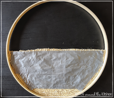 DIY Cat Round Wall Hanging Scratching Post 16